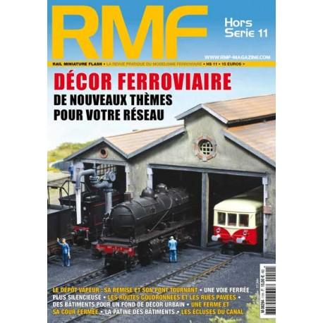 RMF 638 HS 11 - Décor ferroviaire - De nouveaux thèmes pour votre réseau