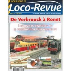HSLR27 (hors série 09/2012) : De Verbrouck à Ronet