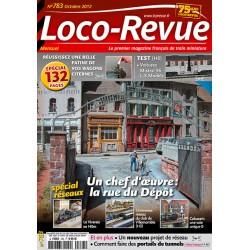 Loco-Revue 783 d'octobre 2012
