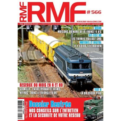 RMF 566 de septembre 2012