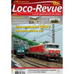 Loco-Revue 782 de Septembre 2012