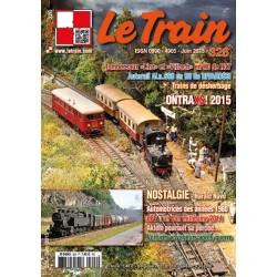 Le Train 326 de juin 2015