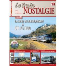 La ligne du briançonnais en BB67400 - Le Train Nostalgie