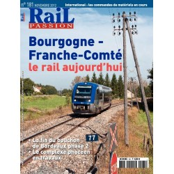 Rail passion 181 (11/2012)