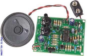 tekno monter un kit electronique